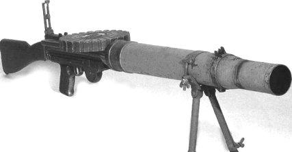 A Lewis Gun