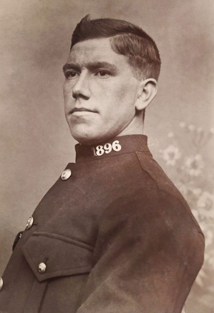 Corporal 18971 Joseph THOMPSON