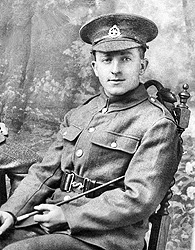Pte. Richard Barrow