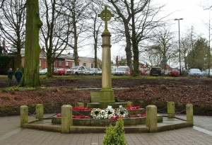 Chorley Cenotaph