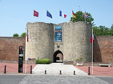 WW1 museum at Peronne