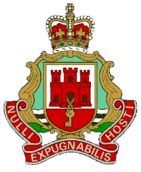 Royal Gibraltar Regiment Badge