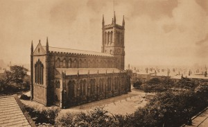 St George's Church c. 1914
